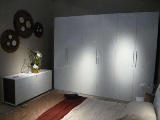 Шкаф платяной 6- дверный - каталог товаров - planium.
